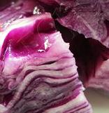 Рецепт Капуста краснокочанная маринованная: Капусту мелко ...